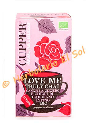 Cupper Love Me Truly